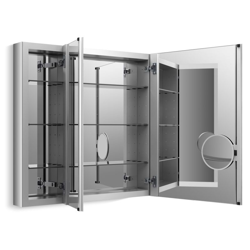 Kohler K 99011 40 Quot X 30 Quot Triple Door Reversible Hinge