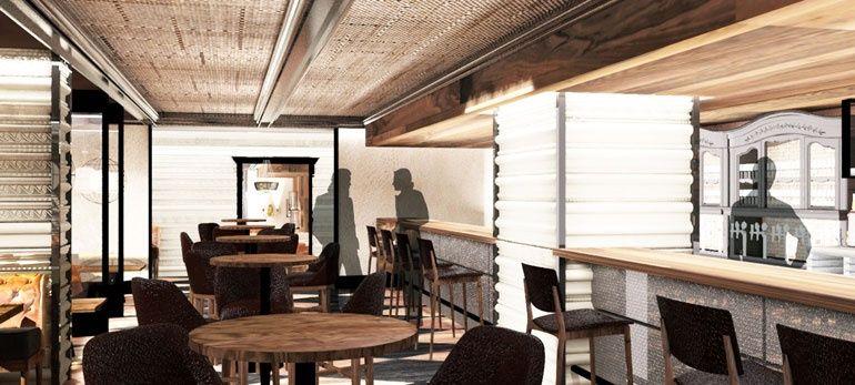 Hospitality Hot Spots 4 New US Bars And Restaurants Design ArchitectInterior MagazineRestaurant