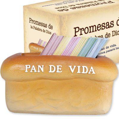 Pan De Vida, Tarjetas  (Bread Of Life, Cards)  -