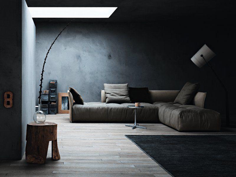 Modular Upholstered Sofa Pixel By Saba Italia Design Sergio Bicego Modular Sofa Fabric Sofa
