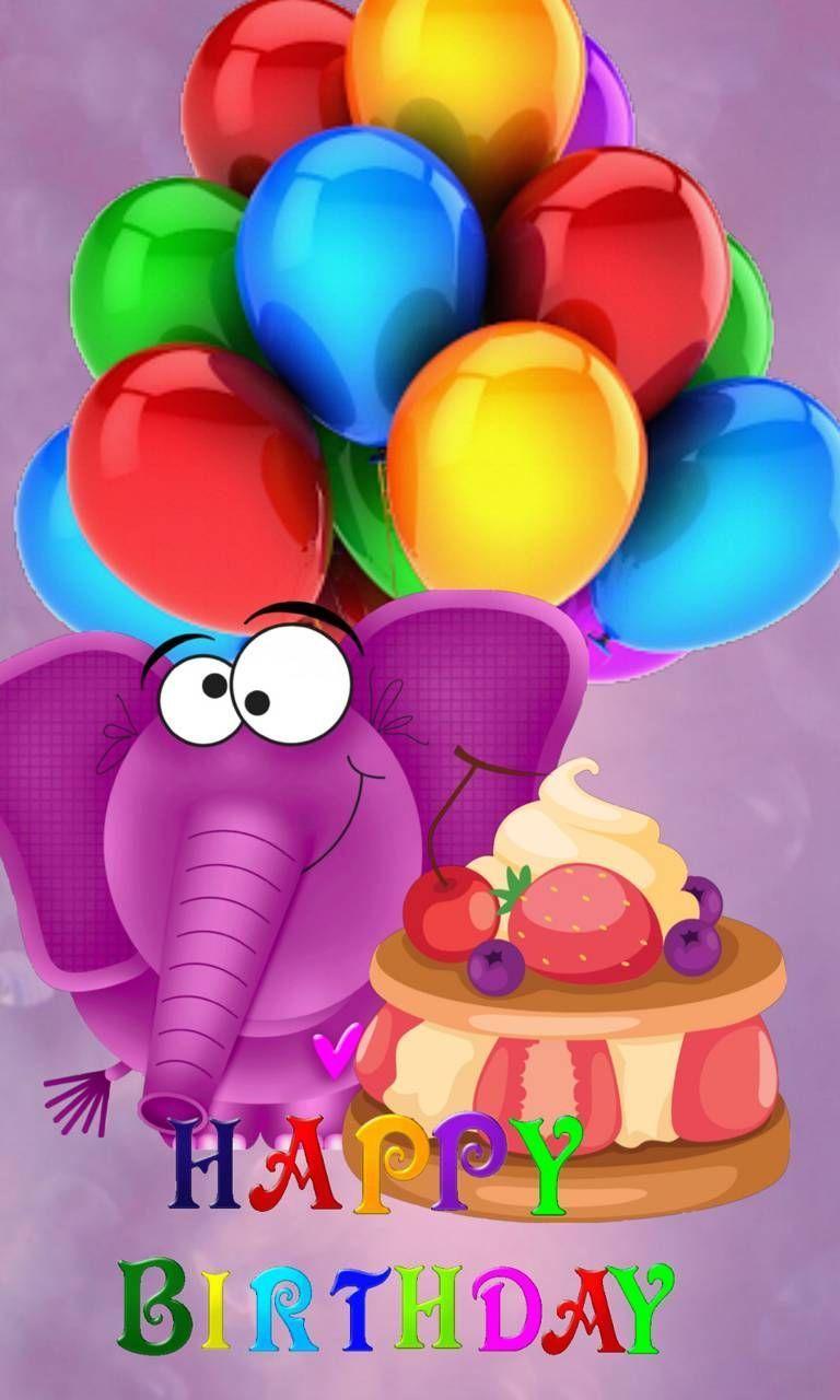Happy Birthday With Images Urodziny Kartki Urodzinowe Kartki