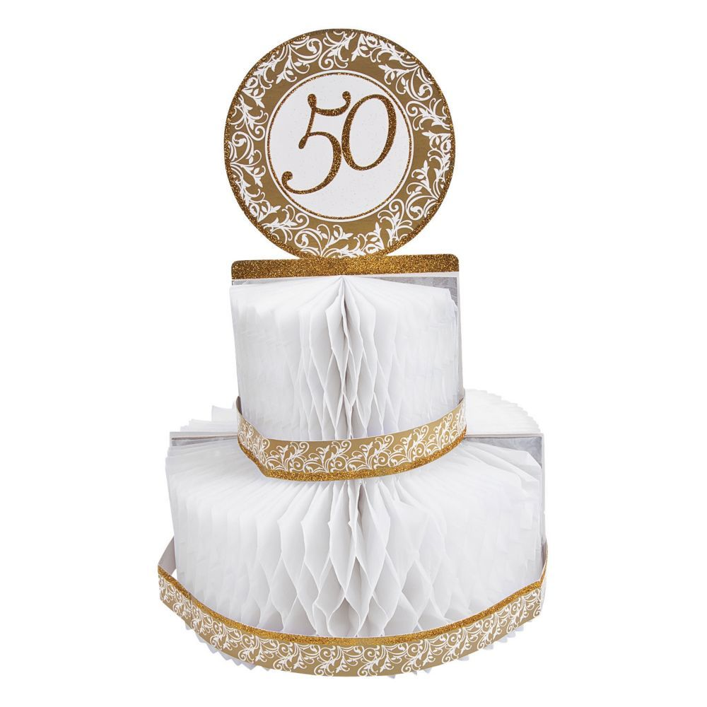 50th Anniversary Centerpiece | Products