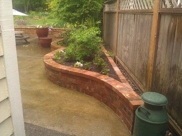 Outdoor Brick Planter Design Ideas Pictures Remodel And 400 x 300