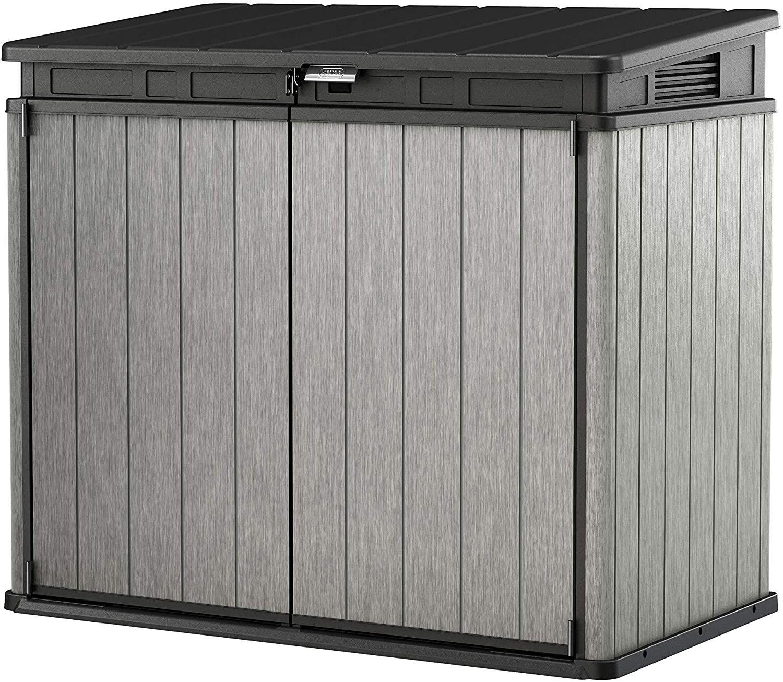 Aufbewahrungsbox Elite Store Grau 1 75m Amazon De Garten In 2021 Aufbewahrungsbox Aufbewahrung Haus