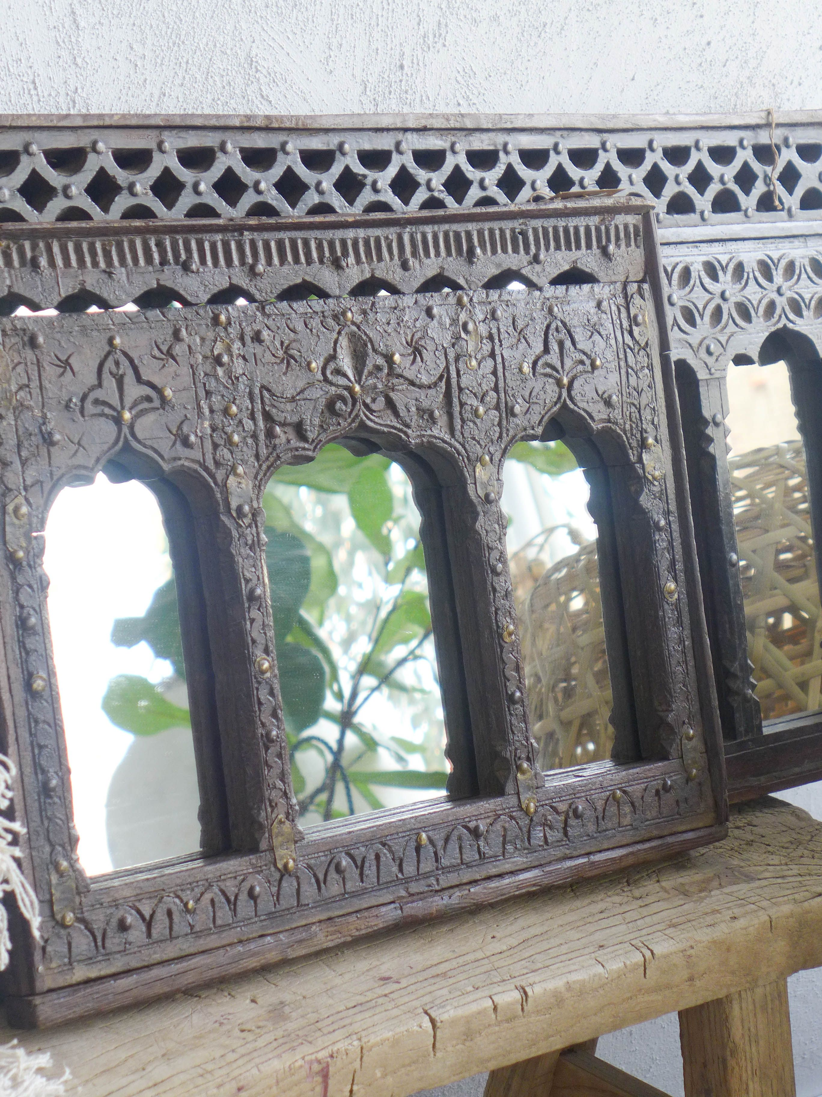 Indian Mirrors