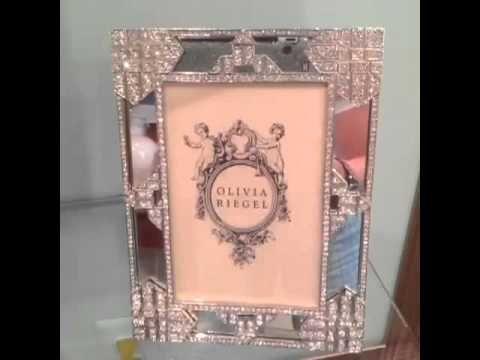 Vignette Boutique Picture Frames With Bling Boutiquebuzzz