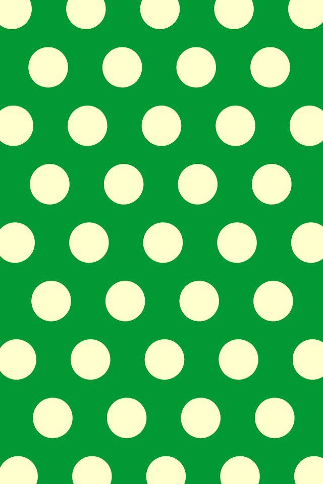 Kate spade polka dot wallpaper
