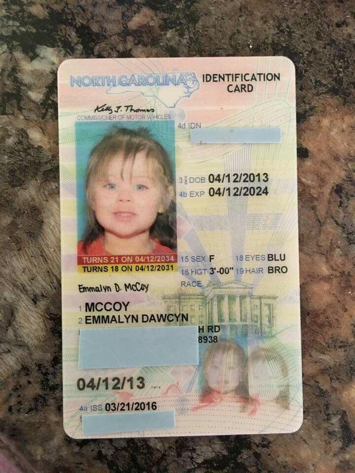 Drivers license passport
