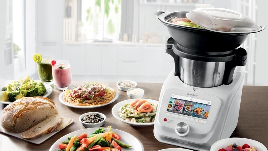 Wir haben die neue Küchenmaschine, den Monsieur Cuisine Connect - aldi küchenmaschine testbericht