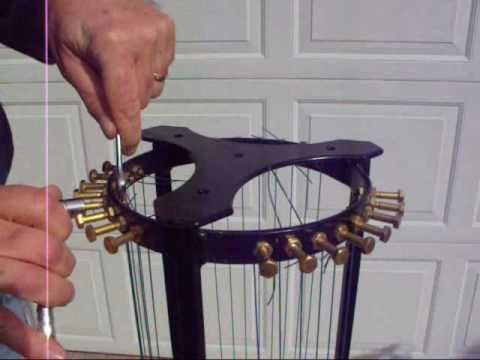 Mohican Wind Harp Instructional Video.wmv - YouTube | Sound ...