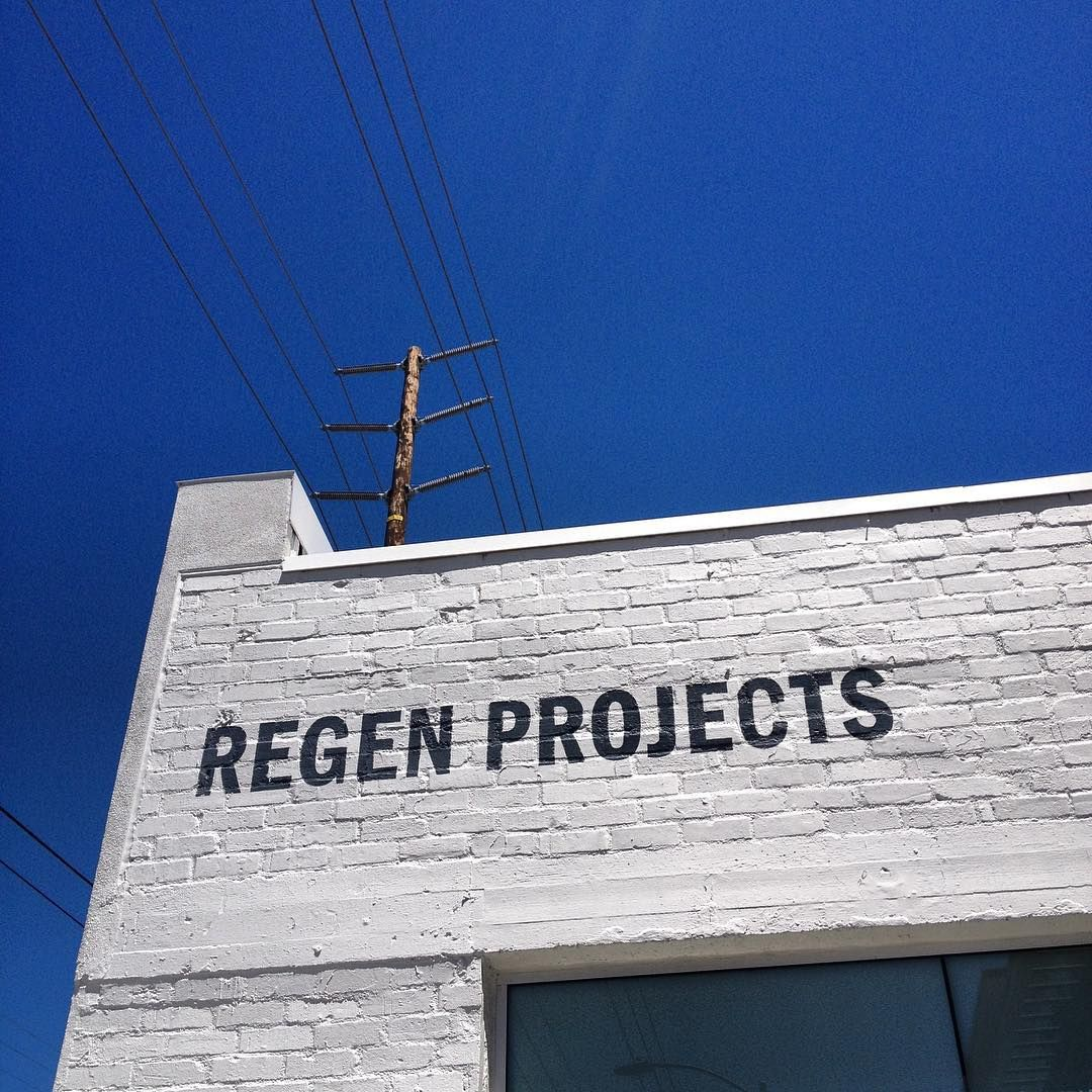 Regen Projects à Los Angeles, CA