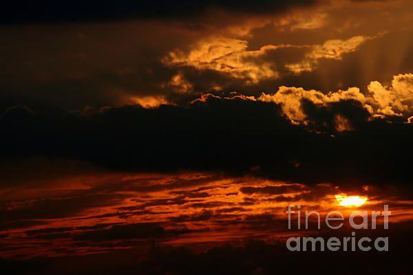 Beaming Sunset 3