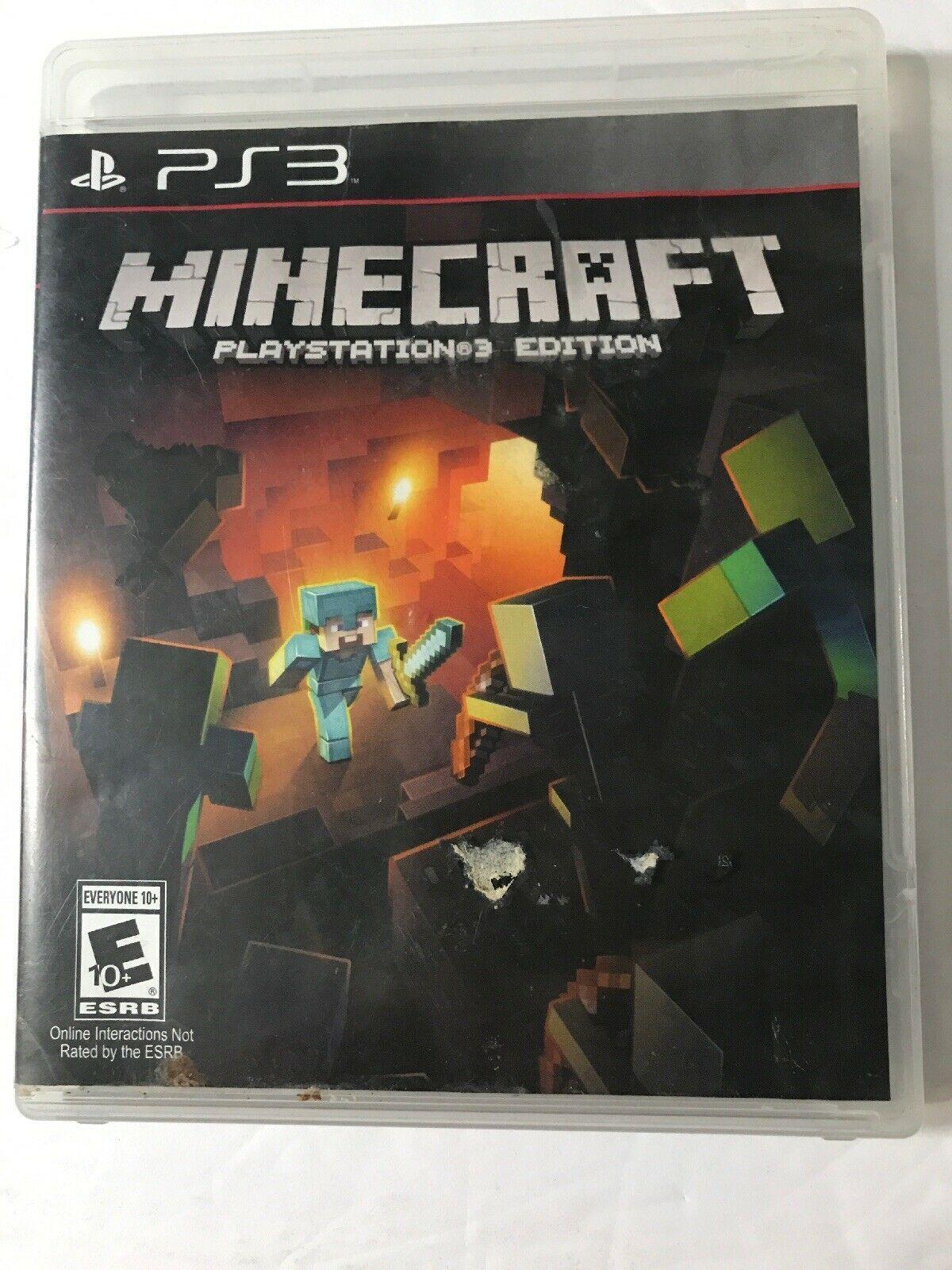 Minecraft Playstation 3 Edition Sony Playstation 3 2014 Ideas Of Minecraft Minecraft In 2020 Playstation Simulation Games Sony Playstation