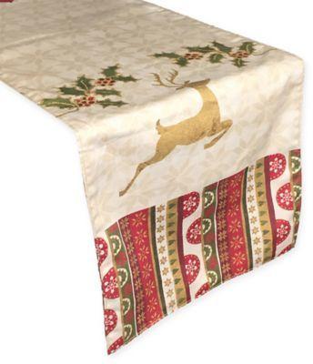 Christmas 90 Inch Table Runner
