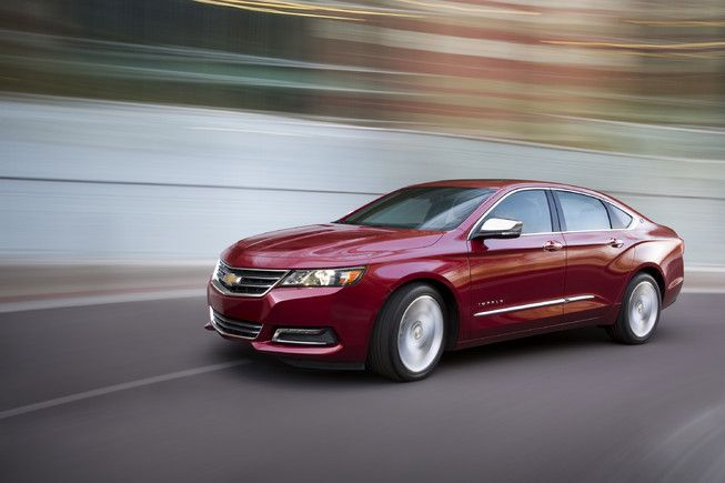 Chevrolet Impala Reviews And Specifications Con Imagenes Autos