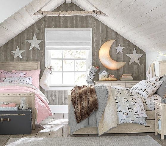 Rory Bed Pottery Barn Kids Boy And Girl Shared Bedroom