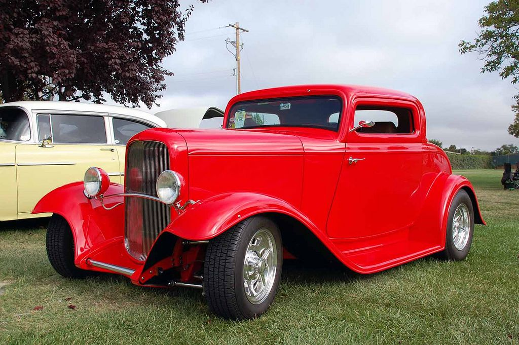 32 Ford three window coupe | 32 ford, Ford and Cars