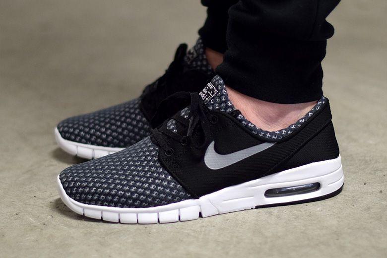 Nike Janoski Max Gris