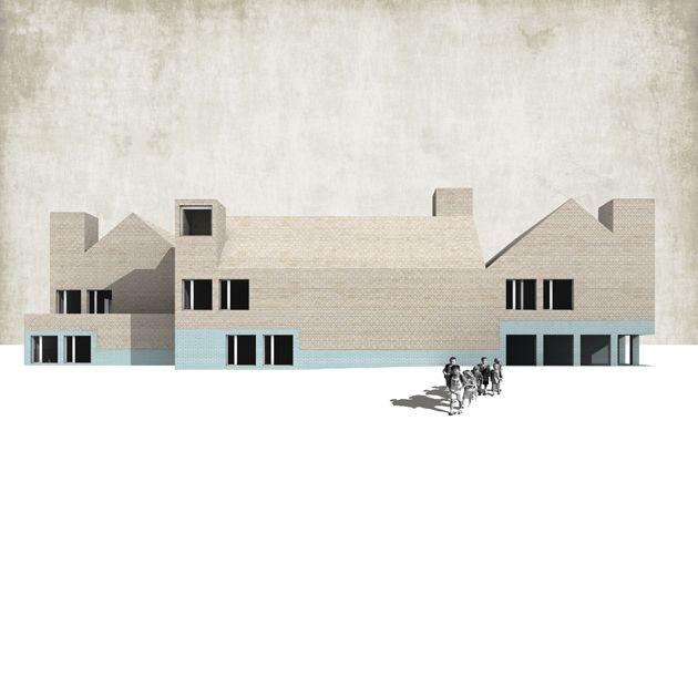 2012| Escola a Crissier : TEd'A arquitectes