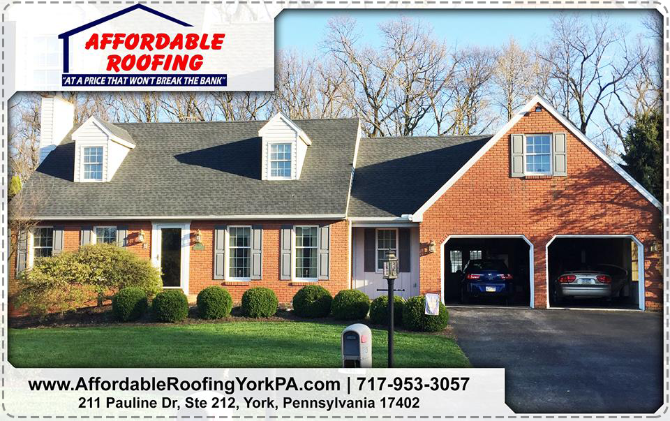 Sagging Sagging Or Bulging Spots On Your Roof Is A Very Very Bad Sign That Your Roof Needs To Be Replaced And Soon Affordable Roofing Roofing House Styles