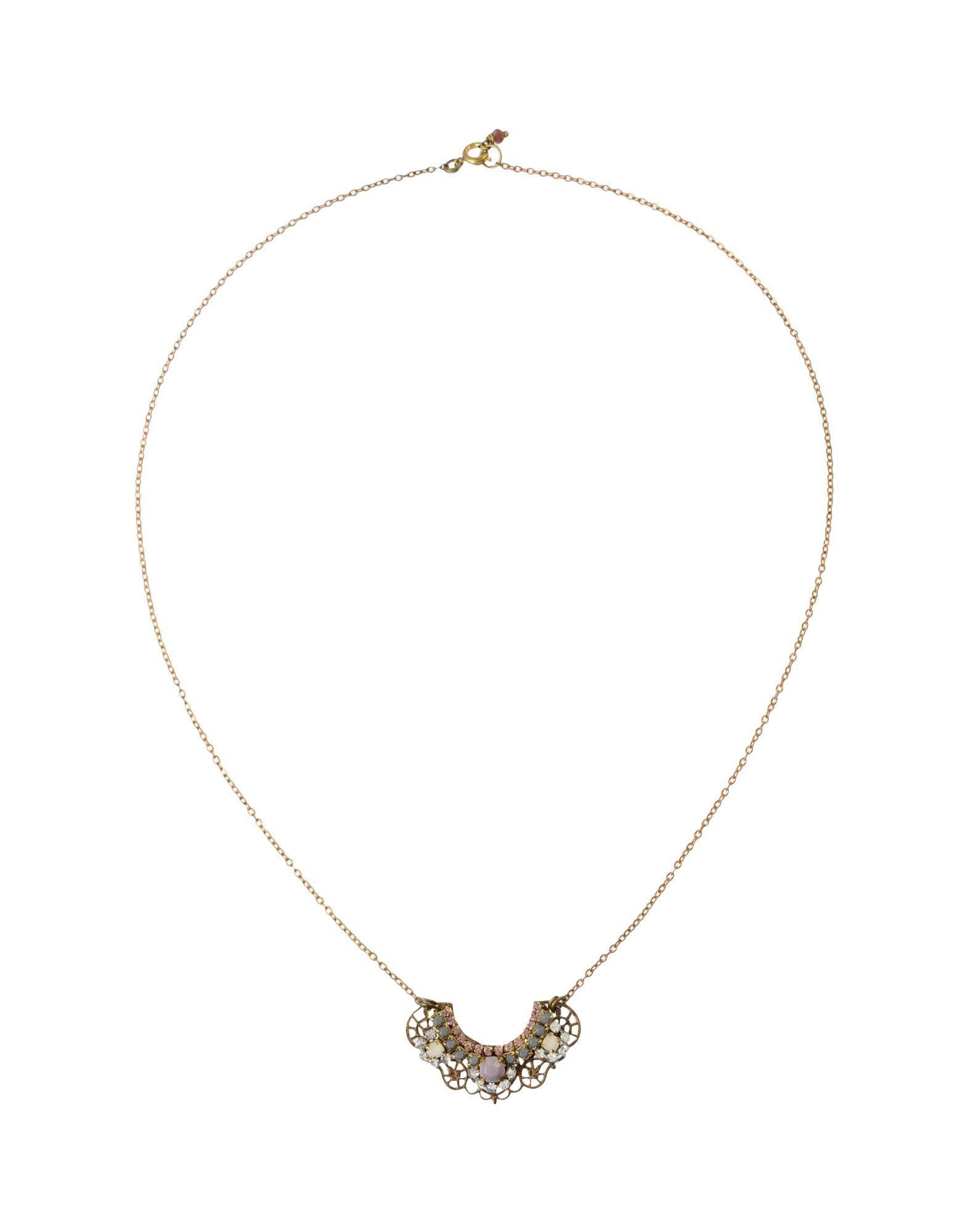 Federica salvatori franchi Women - Jewellery - Necklace Federica salvatori franchi on YOOX