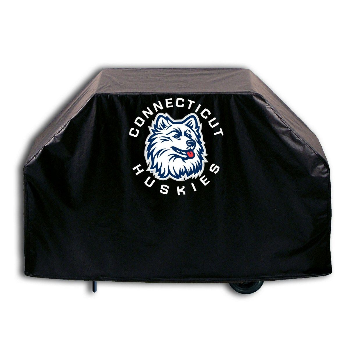 Connecticut Huskies 60 Grill cover, Holland bar stool