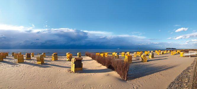 Strand Cuxhaven-Döse