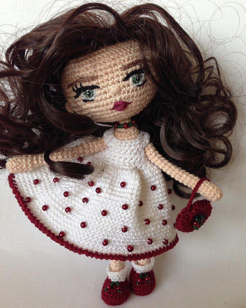доступный способ куклы амигуруми крючком фото диван