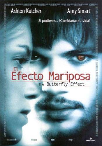 Ver El Efecto Mariposa 2004 Online Descargar Hd Gratis Español Latino Subtitulada Peliculas Cine Peliculas Afiche De Pelicula