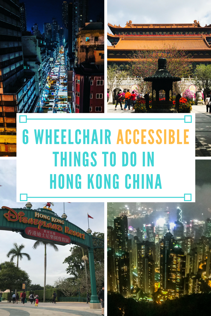 6 Wheelchair Accessible Things To Do In Hong Kong