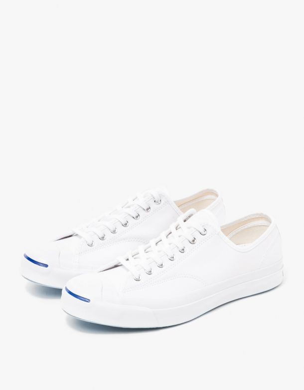 17f9c2f2be1e40 Converse Jack Purcell   Jack Purcell Signature White