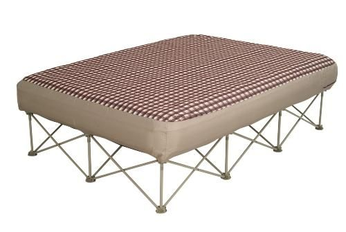Oztrail Queen Size Anywhere Bed Airbed On Folding Frame