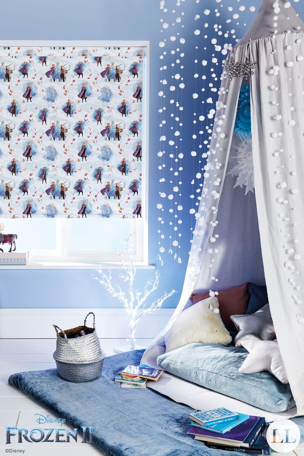 Frozen 2 Children S Disney Bedroom Nursery Decor In 2020 Frozen Inspired Bedroom Frozen Theme Room Frozen Girls Bedroom