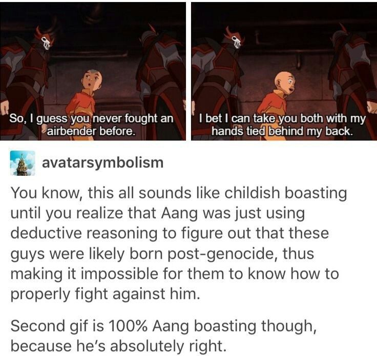41 of the Things That Make Avatar: The Last Airbender the Greatest Show Ever