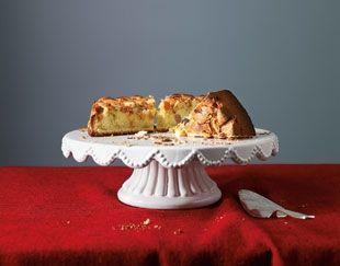 Backrezept: Rhabarberkuchen - Das Kochquartett