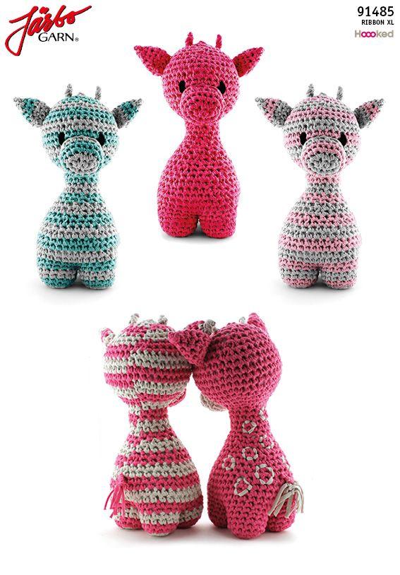 Ziggy the Giraffe. | Amigurumi | Pinterest