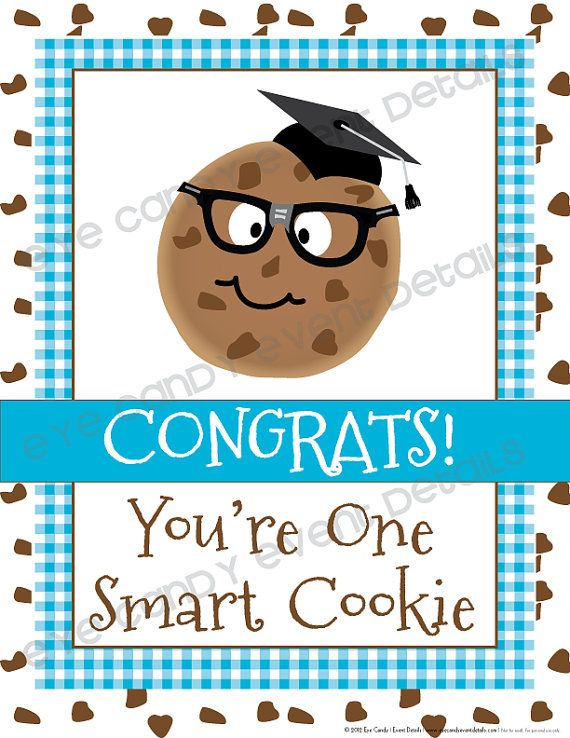 graphic relating to One Smart Cookie Printable identified as A single Clever Cookie/ Milk Cookies / Back again towards University Bash Pack