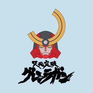 Risultati Immagini Per Gurren Lagann Logo Png Gurren Lagann Anime Flcl