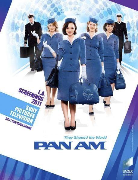 Governmentgirl1943lp Pan Am Pan Am Stewardess Fall Tv