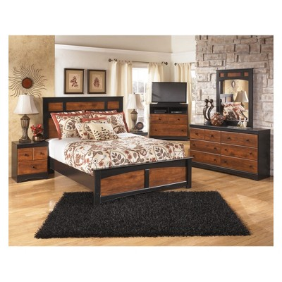 Aimwell Dresser Dark Brown - Signature Design by Ashley Products
