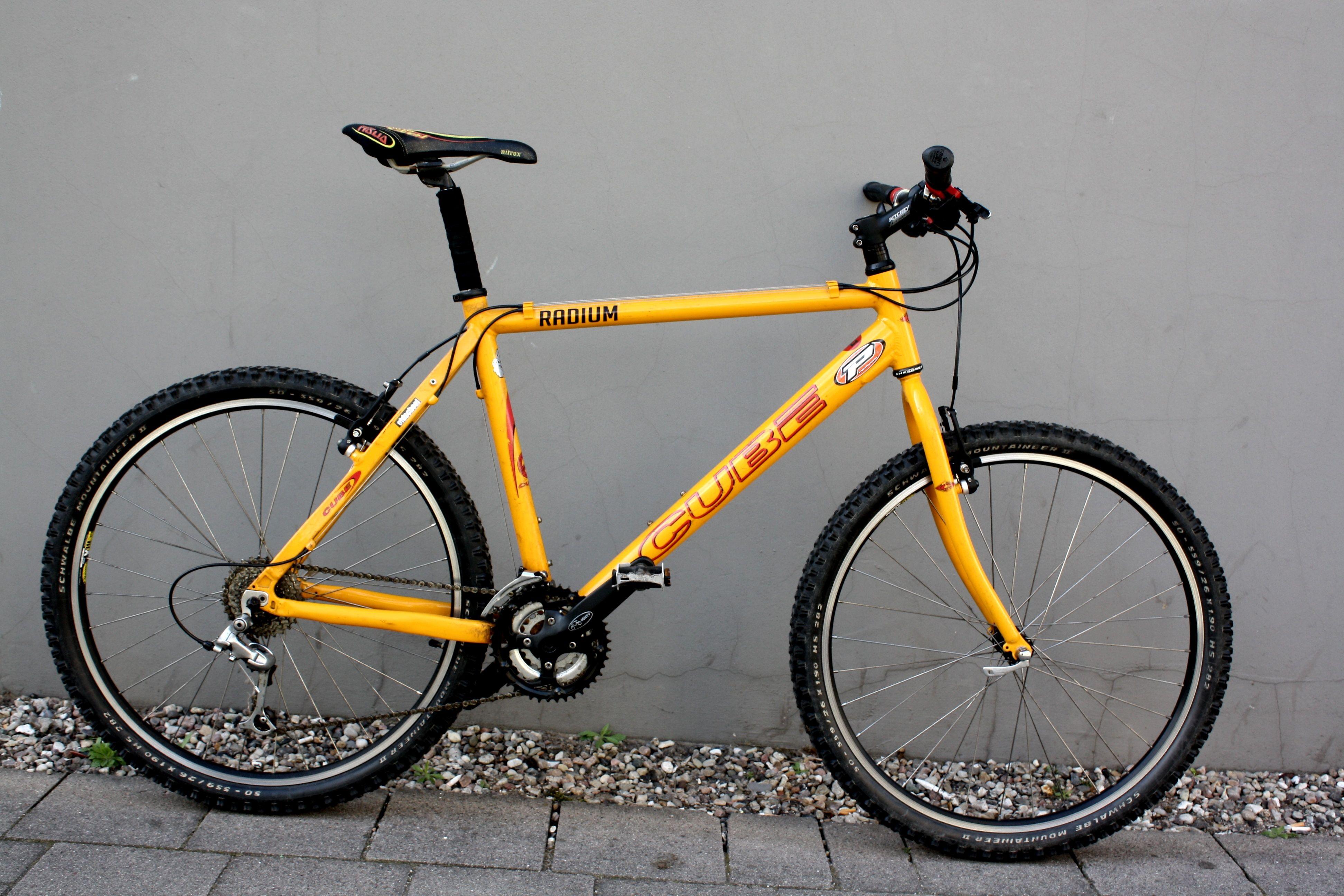 Cube Vintage Mtb Vintage Bike Parts Bicycle Vintage Bikes
