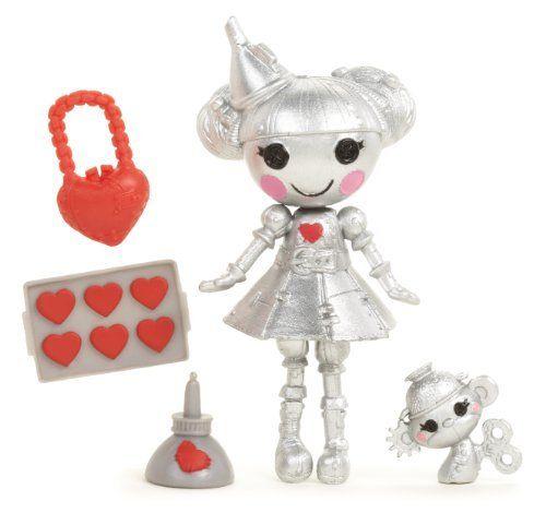 Mini Lalaloopsy Doll - Tinny Ticker by Lalaloopsy, WANT