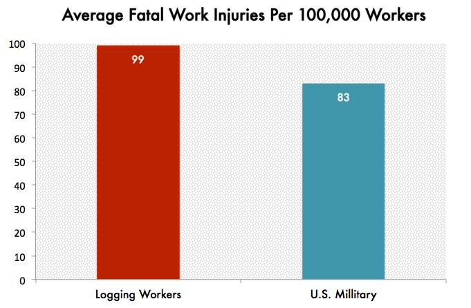 Lumberjack America S Deadliest Profession Work Injury Professions Lumberjack