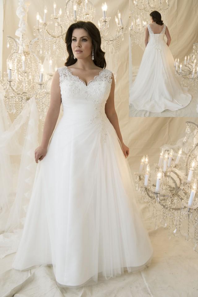 Plus Size Wedding Dress Designers.Plus Size Wedding Dress Plus Size Callista Bridal Wedding