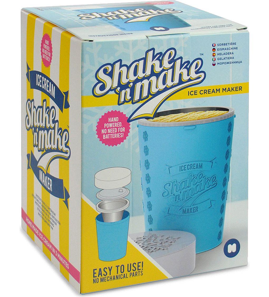 MUSTARD - Shake N\'Make ice cream maker | Selfridges.com | Kitchen ...