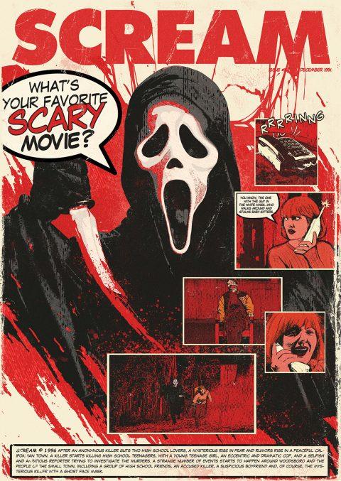 Scream - PosterSpy