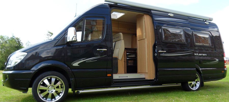 Mercedes sprinter van conversions sprinter rv us made for Mercedes benz conversion van
