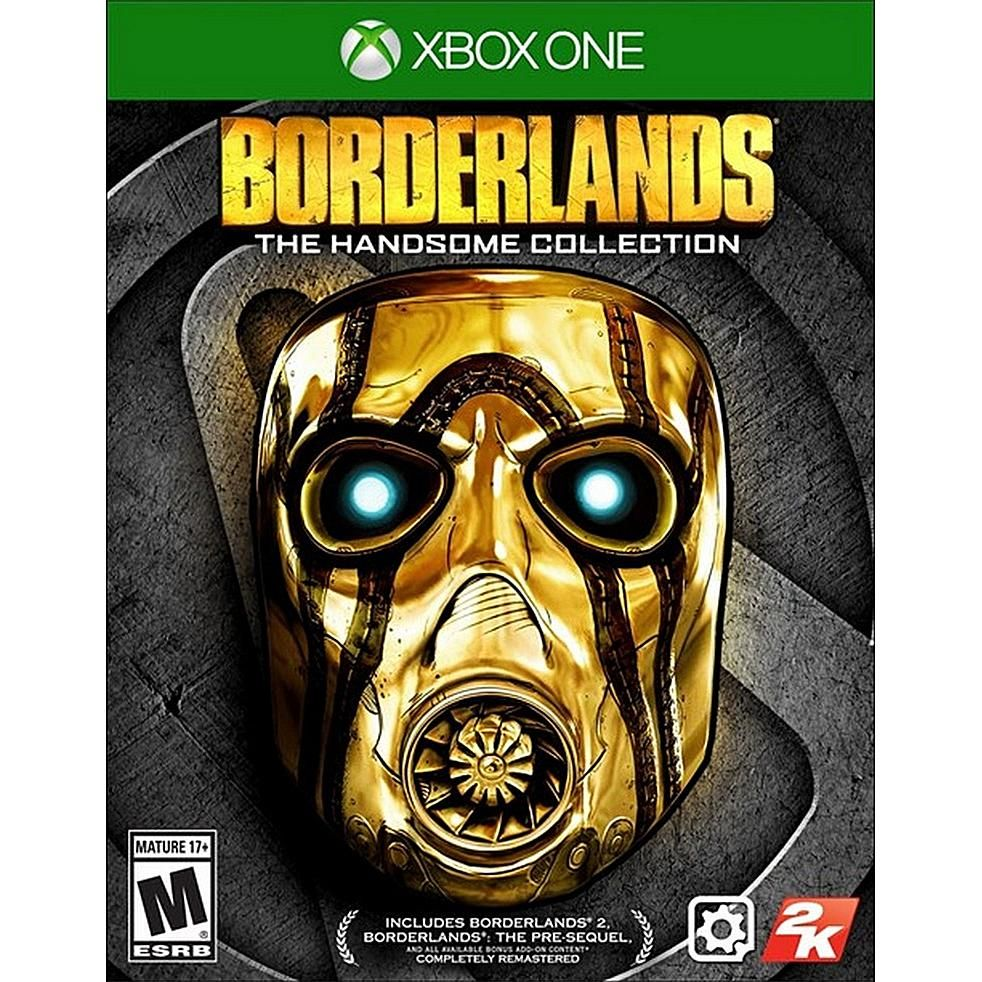 Microsoft Borderlands: The Handsome Collection – Xbox One