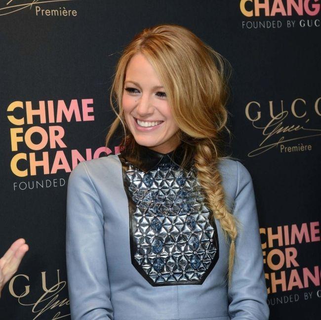 Hair style file: Blake Lively - Vogue Australia