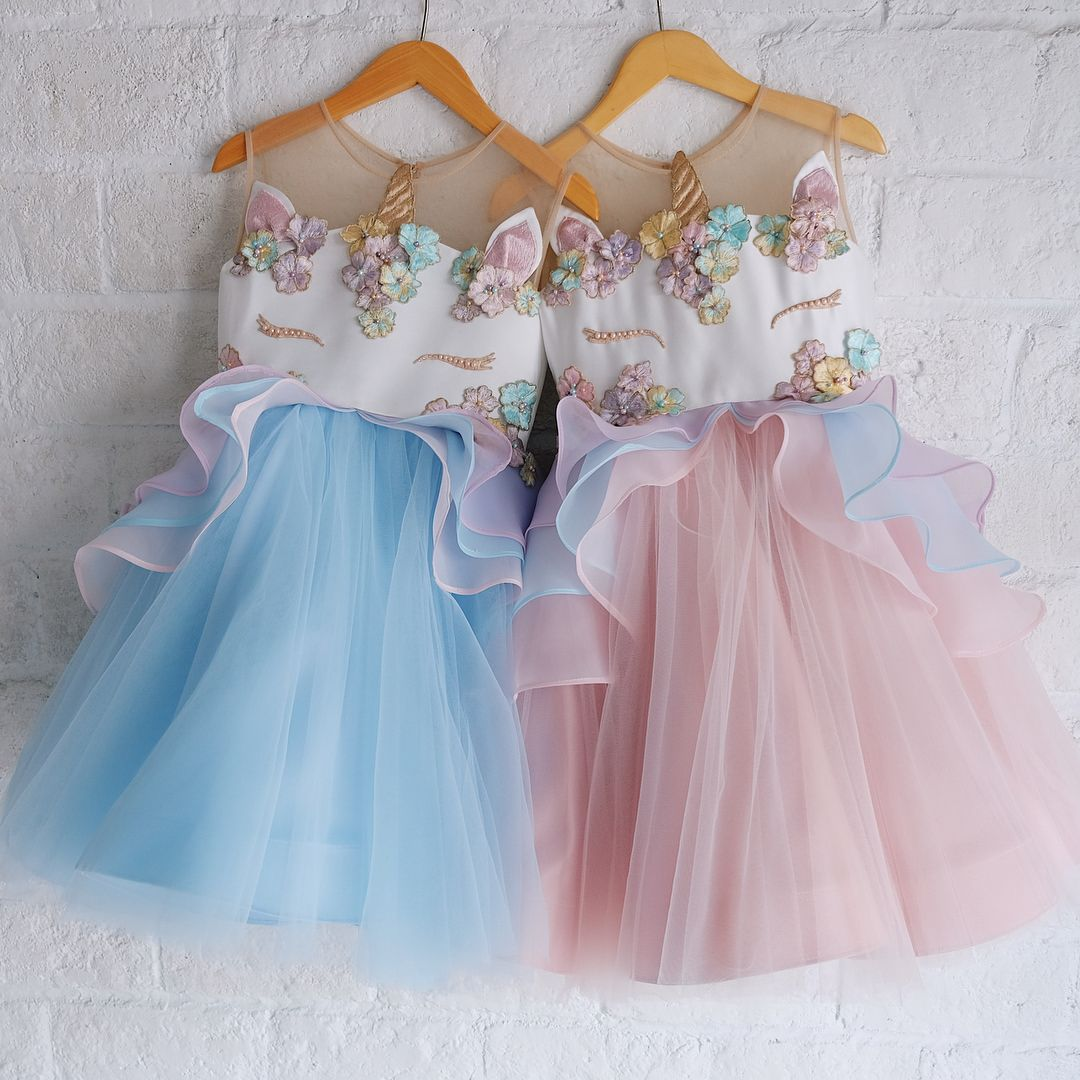 unicorn dress— #honeybeekids #honeybee_kids #instakids ...